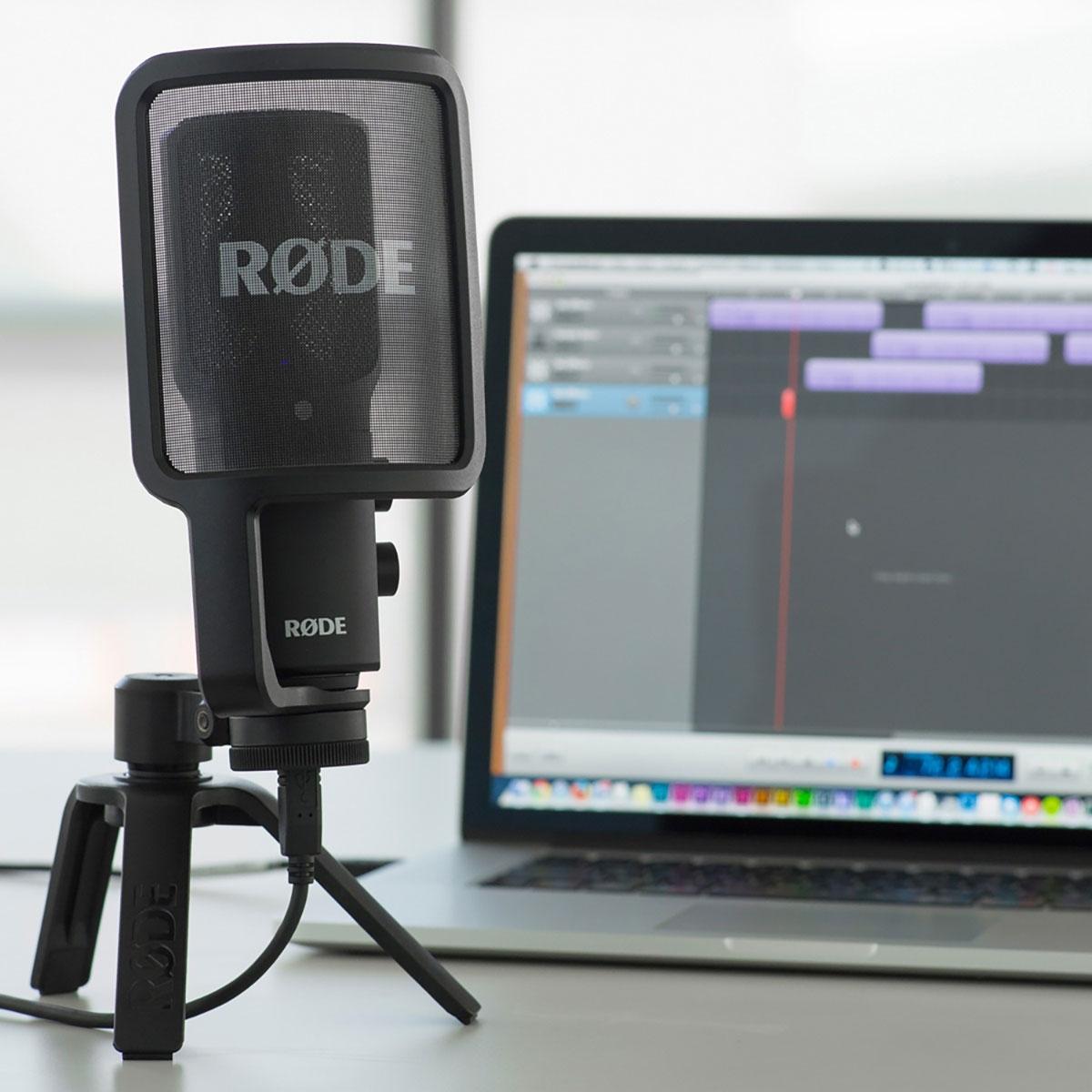 Rode USB Podcast Mikrofon
